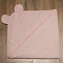 Pink - Hooded Towel