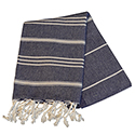 Navy - Toddler Turkish Towel