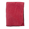 Red - Cotton Flannel Throw