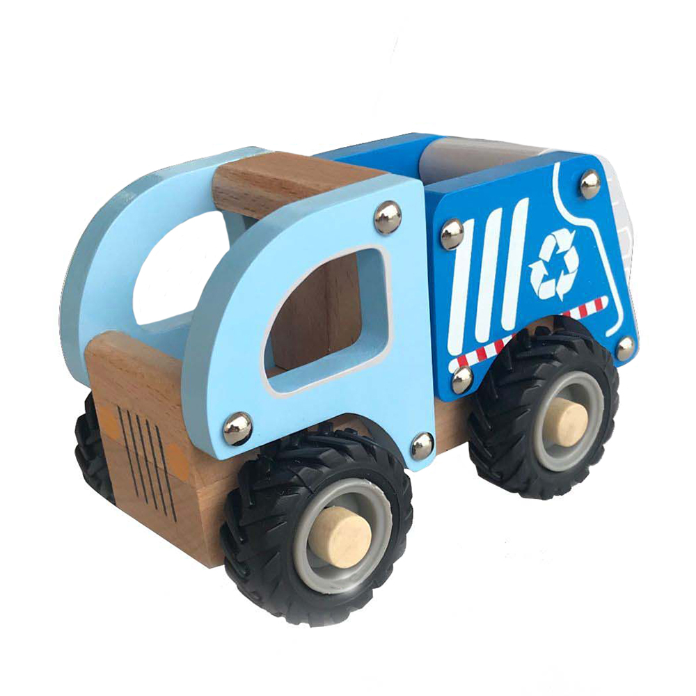 Recycle Truck - Wooden Toy