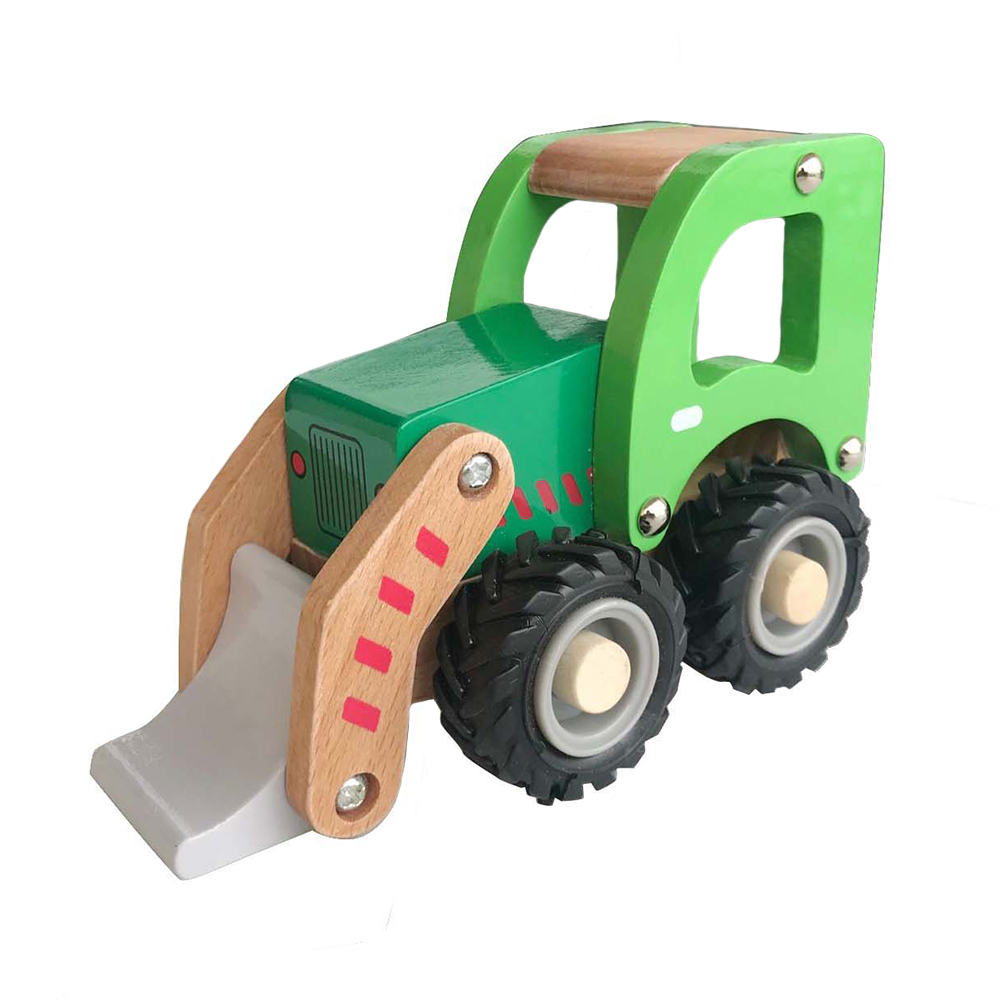 Front Loader - Wooden Toy