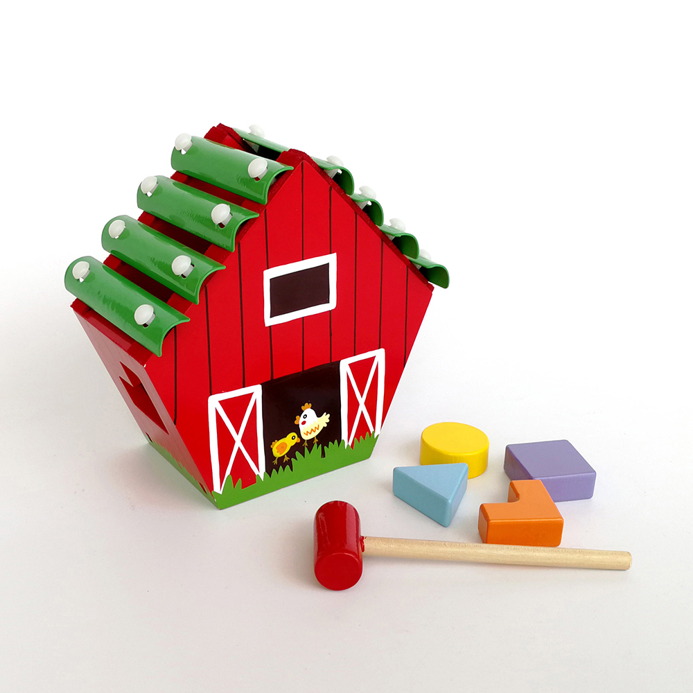 Farm Xylophone - Wooden Toy